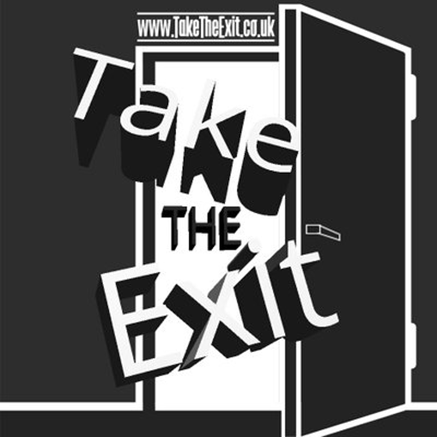 Take The Exit logo